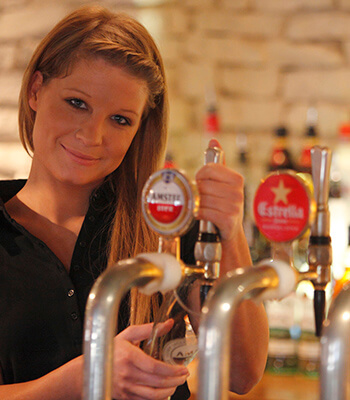 Bar jobs at The White Horse